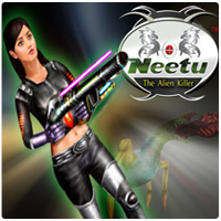 Neetu The Alien Killer