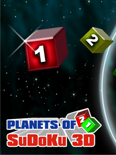Planets Of Sudoku 3D