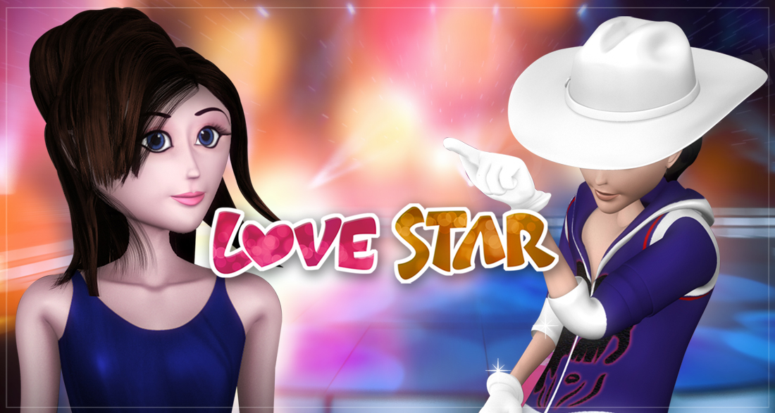 7Seas Entertainment unveils 3D animated cartoon video character Love